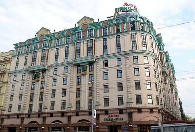 Marriott Grand Hotel — English